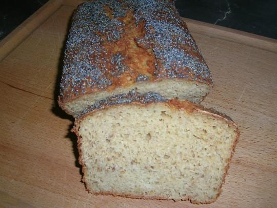 Glutenfreie, hefefreie Brote und Brötchen,schnell und einfach zubereitet.