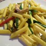 Glutenfreie Nudeln sind in der Tattoria Mamma Leone Standard.