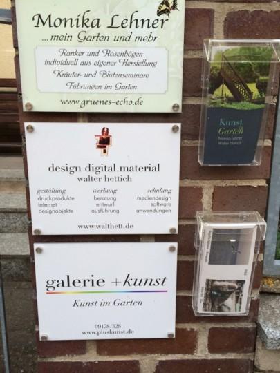 galerie + kunst Walter Hett