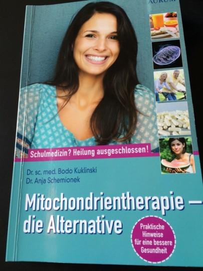 Meine Empfehlung: Mitochondientherapie
