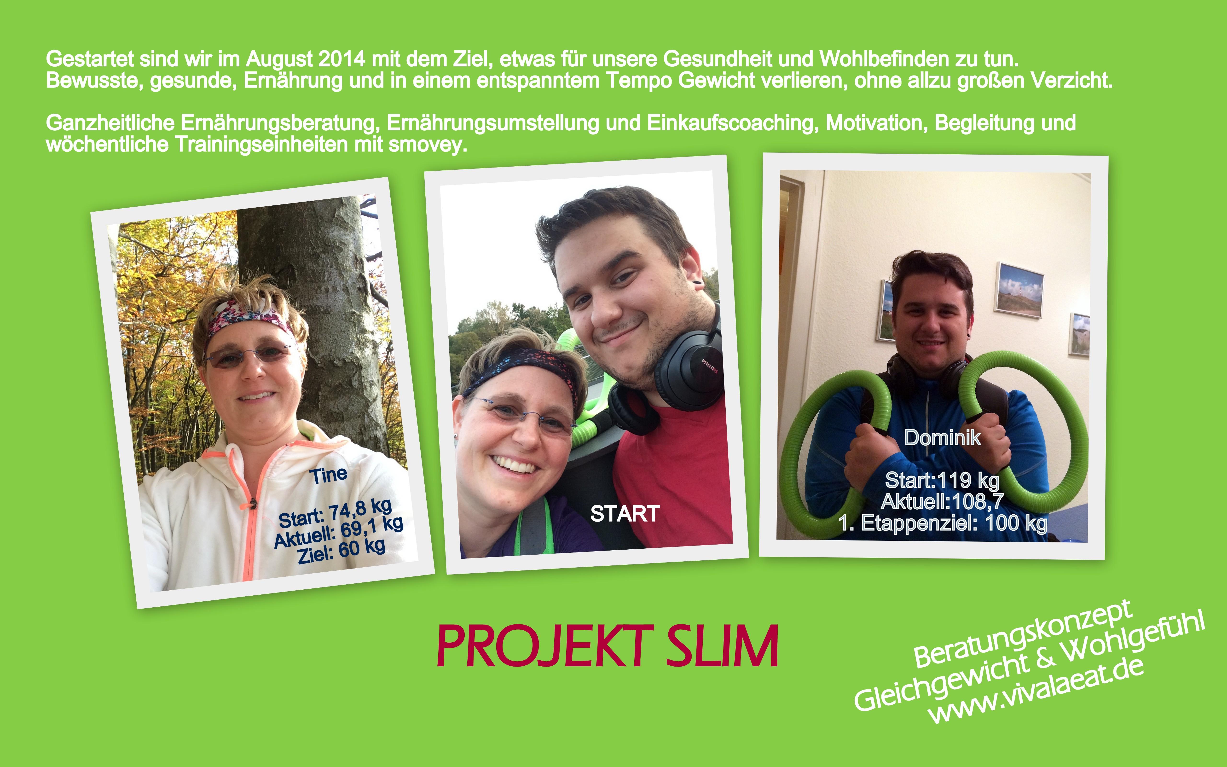 projekt slim für ein gutes Körpergefühl