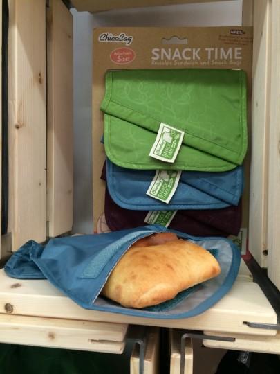 ChicoBag gibt deiner Semmel mit Snackbag ein Zuhause