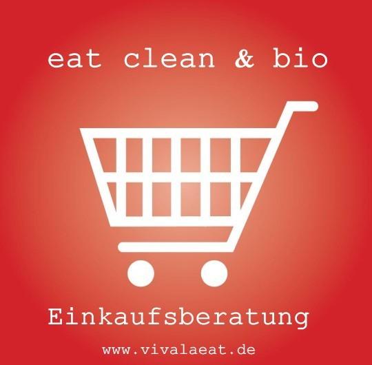 eat clean bio Einkaufsberatung in Nürnberg