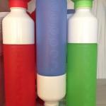 Dopper in verschiedenen Farben