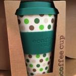 Ecoffee Cup tolle Farben und Designs