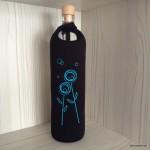 Flaska Pusteblume
