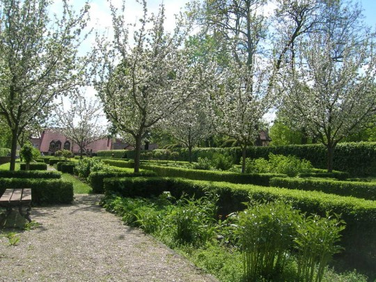 Hesperidengarten Nürnberg